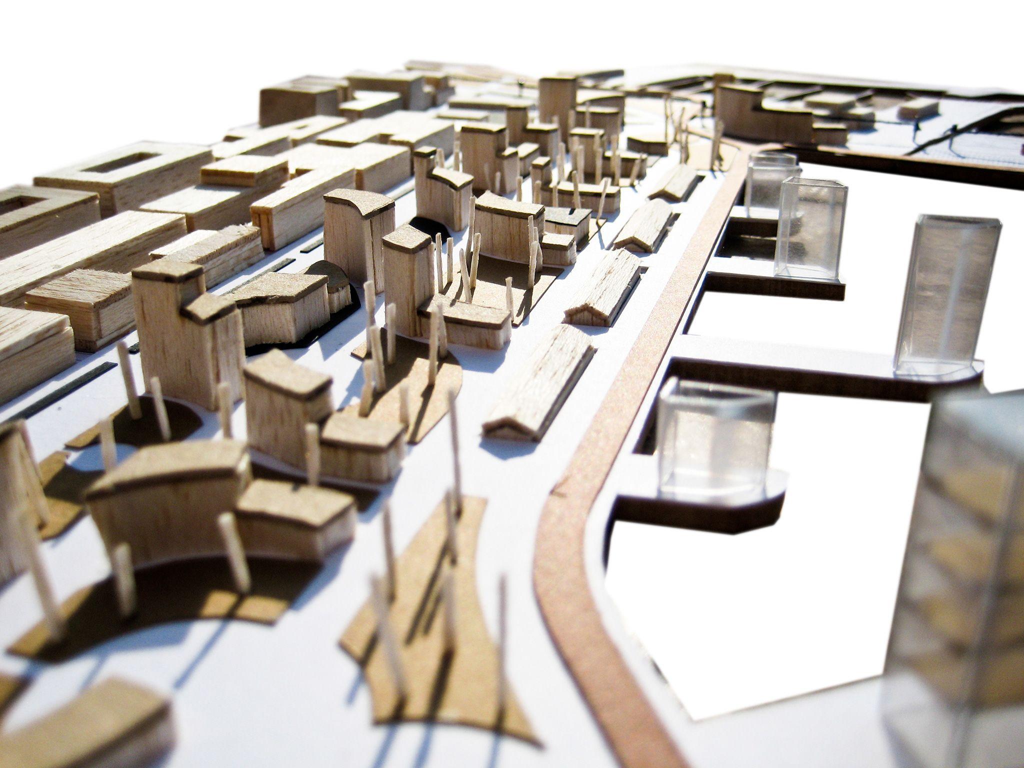 """""""Estudios de viabilidad arquitectura"""""""