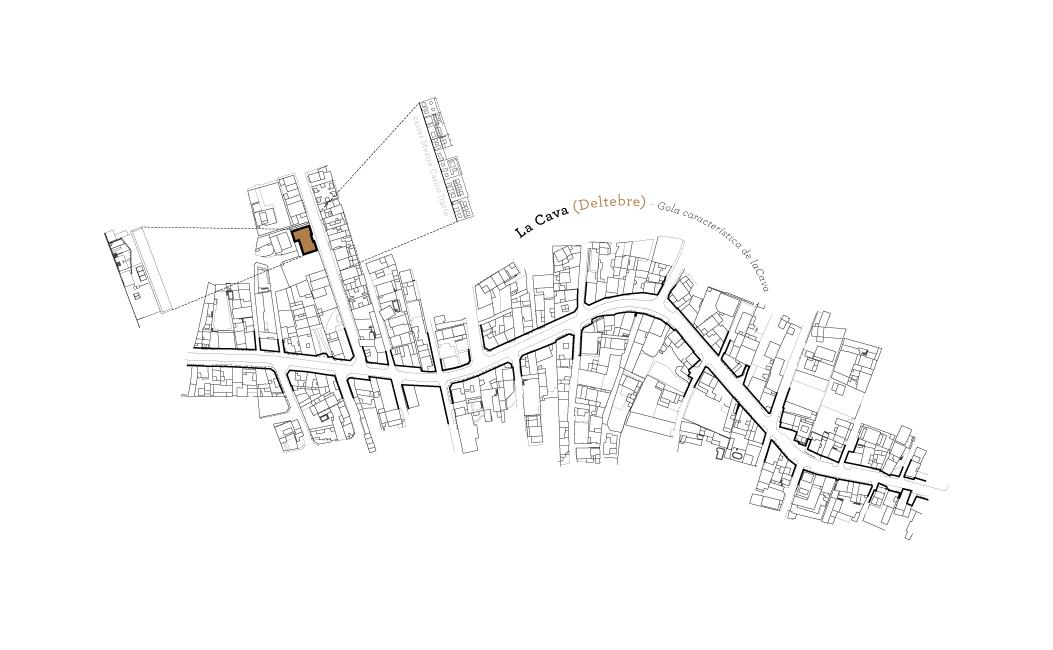 Plano-situación-proyecto-arquitectura